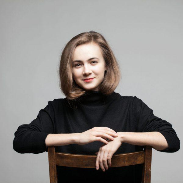 Portrait Aleksandra Hortensia Dąbek